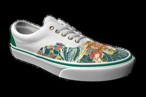 """Vans""""鞋助老伙计""""定制项目2.0 国内创意自我表达群体打造特别定制联名"""