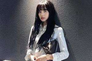 LISA和程潇钢铁刘海的秘密 靠这一招让头发超听话