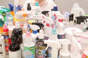 清洁博主都在用的家用清洁剂 全在这里了