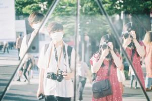 超甜摄影师情侣 夏天就该看点甜甜的爱情