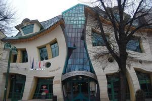 建筑也玩隐身术?这些设计好有想象力
