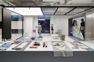 告别传统针织行业 上海材料体验中心(MEC)开拓针织新领域