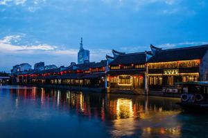 千古运河沉淀出的最美秋天 刷新了江浙的新玩法