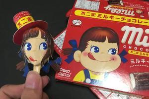 零食空盒变身美少女?日本小哥的神操作引围观