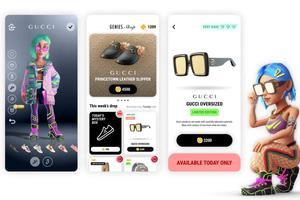 Gucci将销售虚拟形象穿着的数字服装