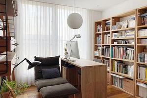 怎样让看起来普普通通的家变迷人?用百叶窗