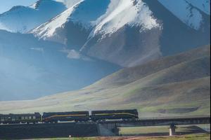 中国绝美天路开通 贯穿数10种自然风光