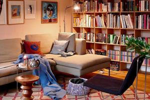 这个冰岛的公寓 也太温暖治愈多彩了吧