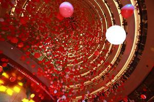 上海金茂君悦大酒店年打造璀璨闪耀跨年狂欢派对