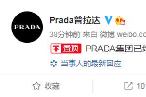 Prada终止与郑爽所有合作
