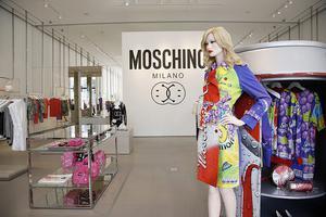 Moschino盯上中国免税市场 2021年至少开3家店
