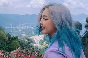 每次染发都纠结颜色?跟着韩国欧尼们染个渐变色