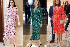 """西班牙王室里的""""衣品担当"""" 这样优雅的女人是真实存在的吗?"""