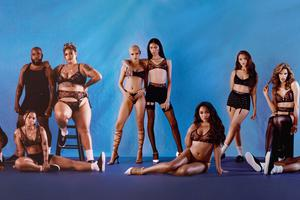 Rihanna内衣品牌Savage X Fenty推出首个PRIDE系列