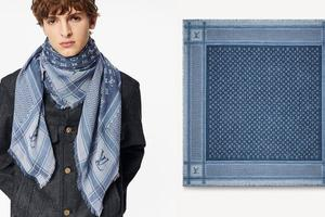 Louis Vuitton因Keffiyeh式围巾引发争议 与巴基斯坦有关