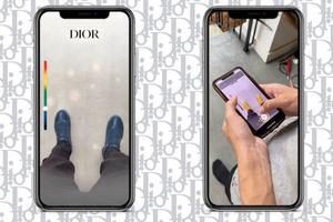 Dior推出全新男士配饰系列 可虚拟试穿