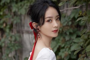 """美颜社 有了赵丽颖热巴的神仙发饰 还zuo什么""""精灵耳"""""""