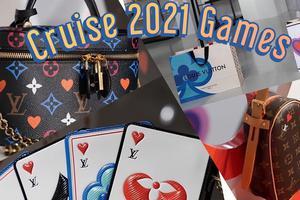 Louis Vuitton将直播展示2022早春Cruise系列