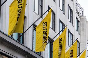 英国奢侈品百货地标Selfridges遇百年难关 或被出售
