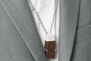 Louis Vuitton推出要价$810美元橡皮擦项链