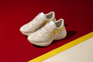 Gucci推出纯素材料 首批设计三款运动鞋