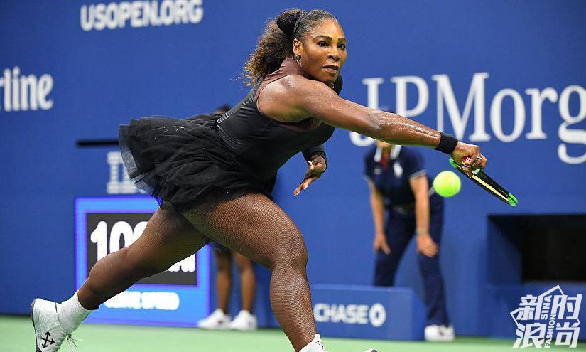 网球选手Serena Williams