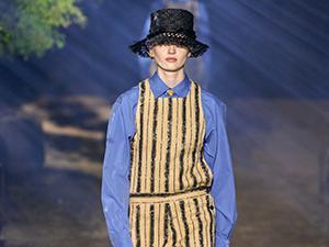 Christian Dior 2020春夏秀场