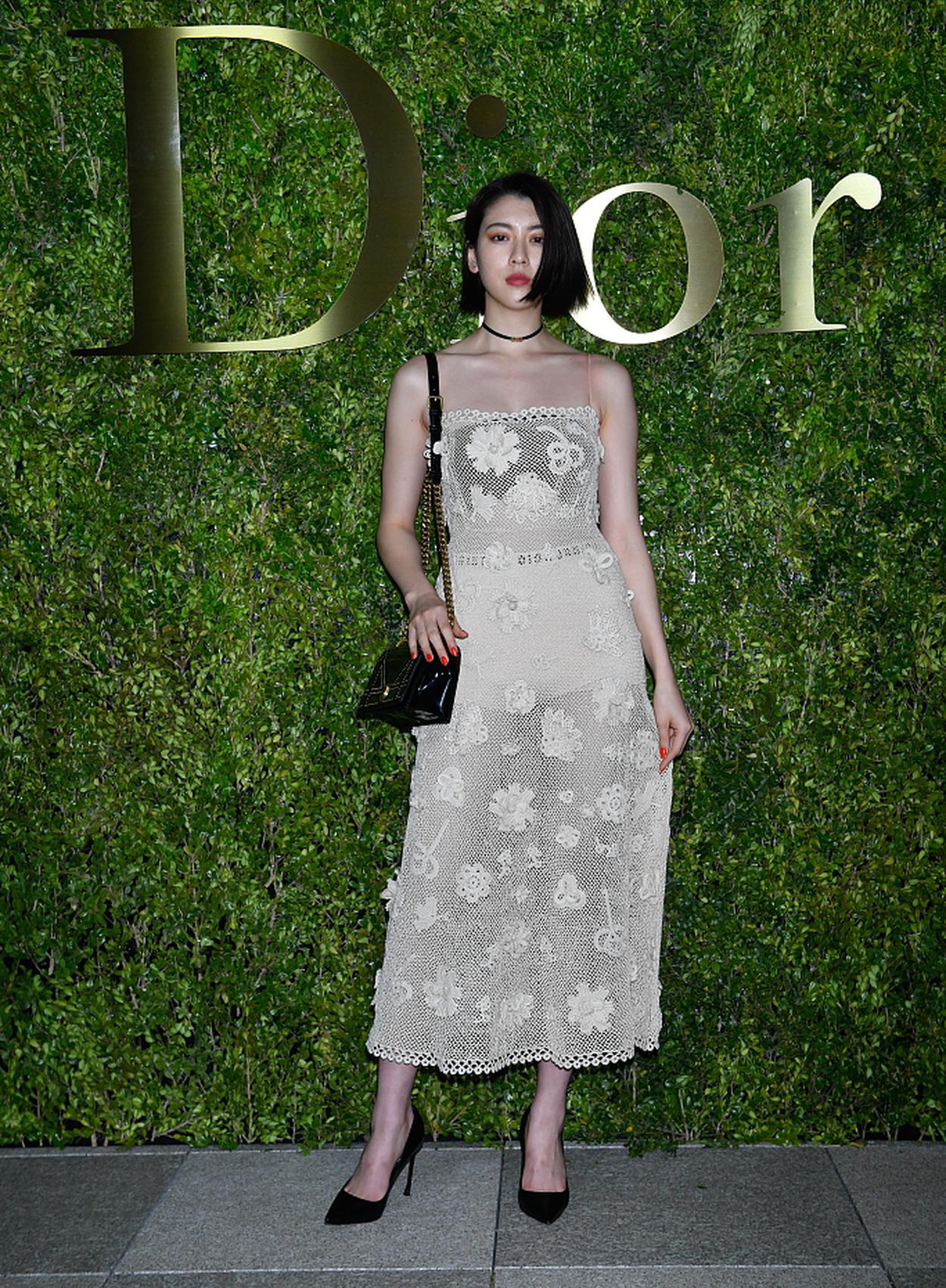 2017年4月19日Dior 春夏高级订制秀
