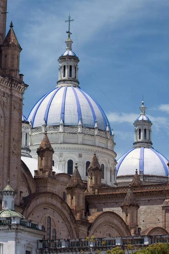 1999年,昆卡被联合国教科文组织列为世界文化遗产