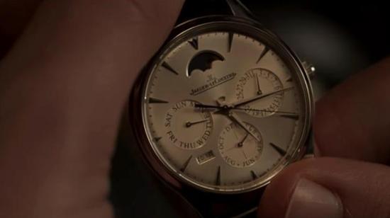 电影《奇异博士》镜头中的积家腕表