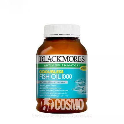BLACKMORES澳佳宝 无腥味深海鱼油