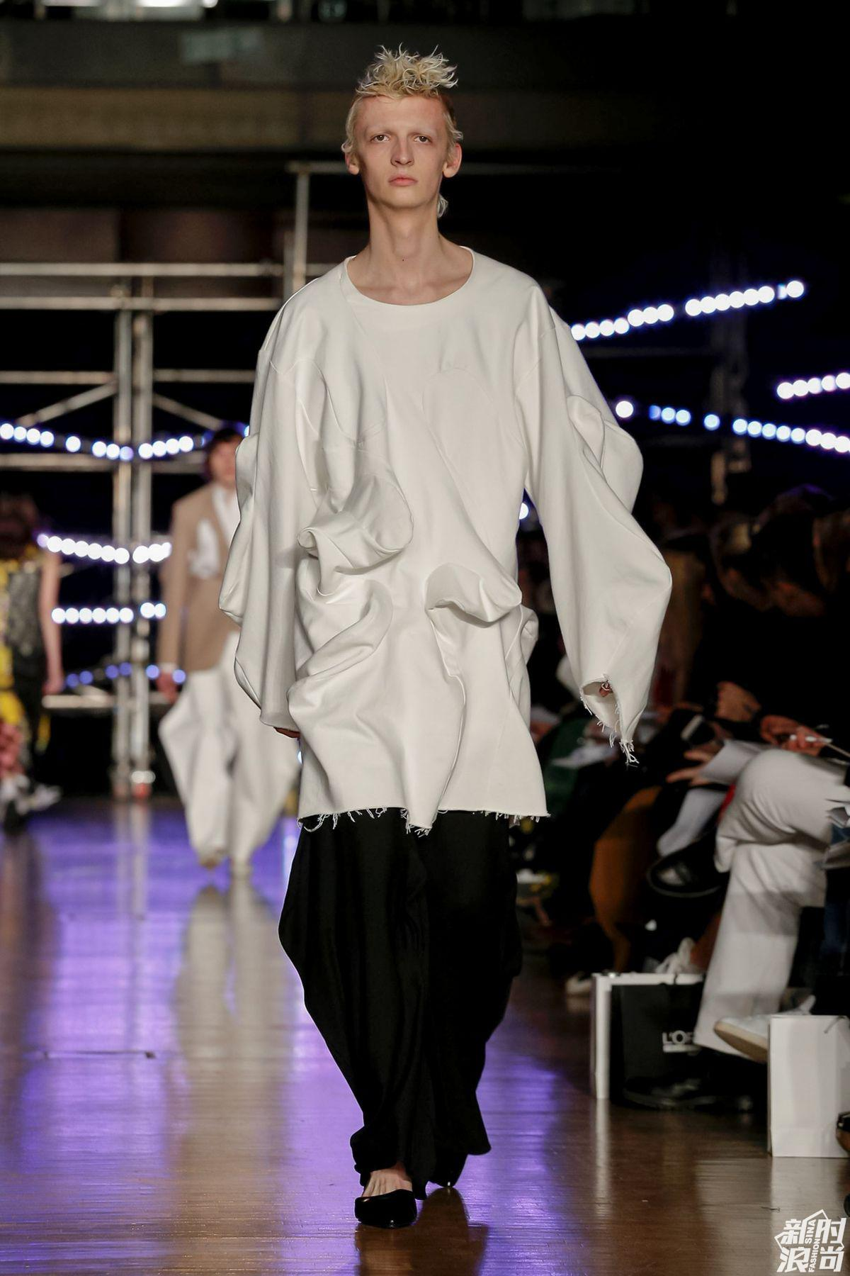 2019秋冬伦敦时装周 Central Saint Martins MA Men & Women