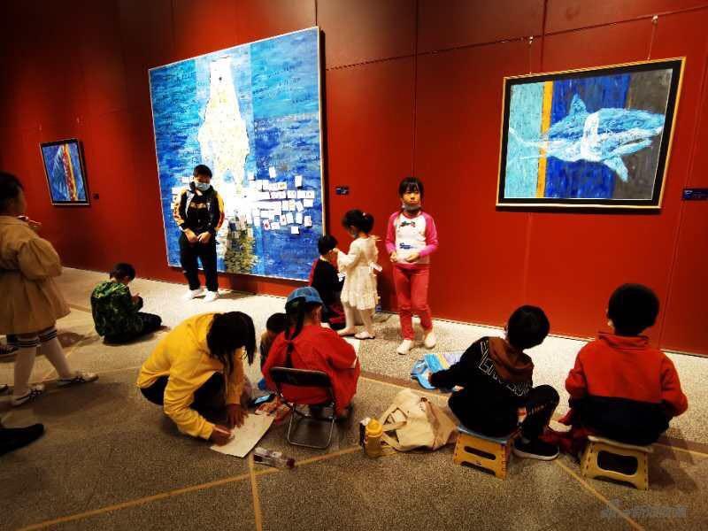 北极系列-大众参与式艺术作品