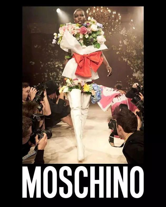 MOSCHINO 2018春夏广告大片