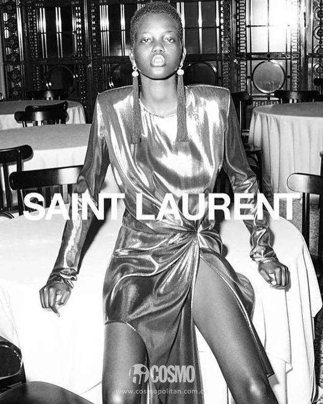 Saint Laurent 2017春夏系列