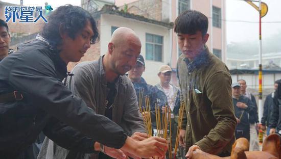 取景云南热门旅游地 电影《我的爸爸是外星人》开机发布