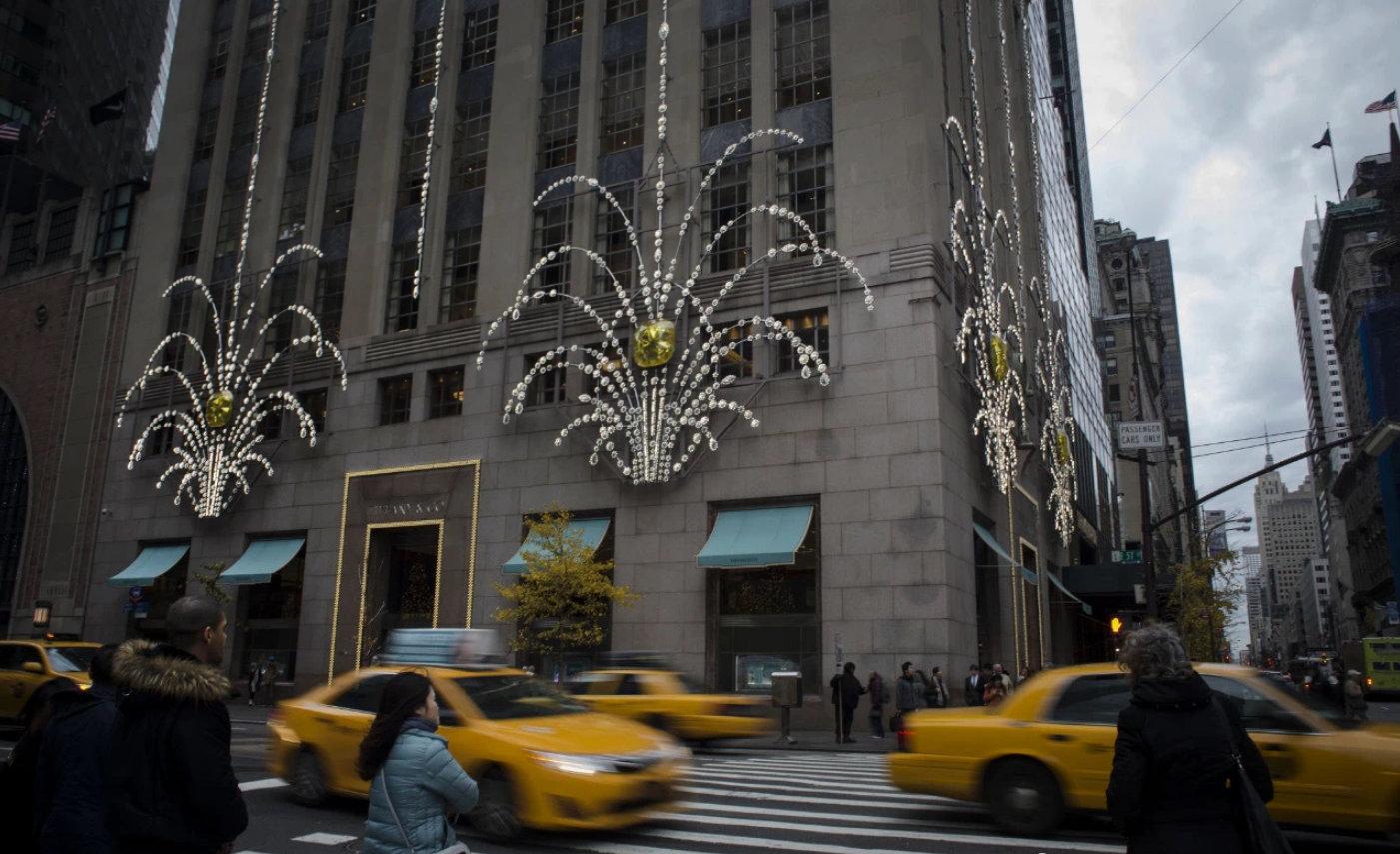 Tiffany将关闭全球最大旗舰店