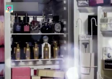 戚薇的冰箱:满满的香水
