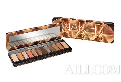 Urban Decay Naked Reloaded眼影盘