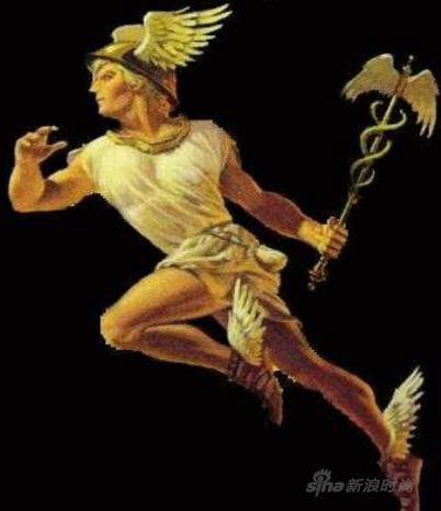 奥赫尔墨斯的神话形象