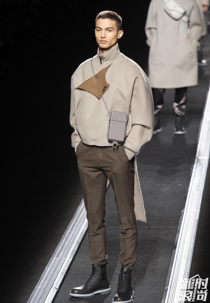 巴黎男装周 Dior秋冬发布会