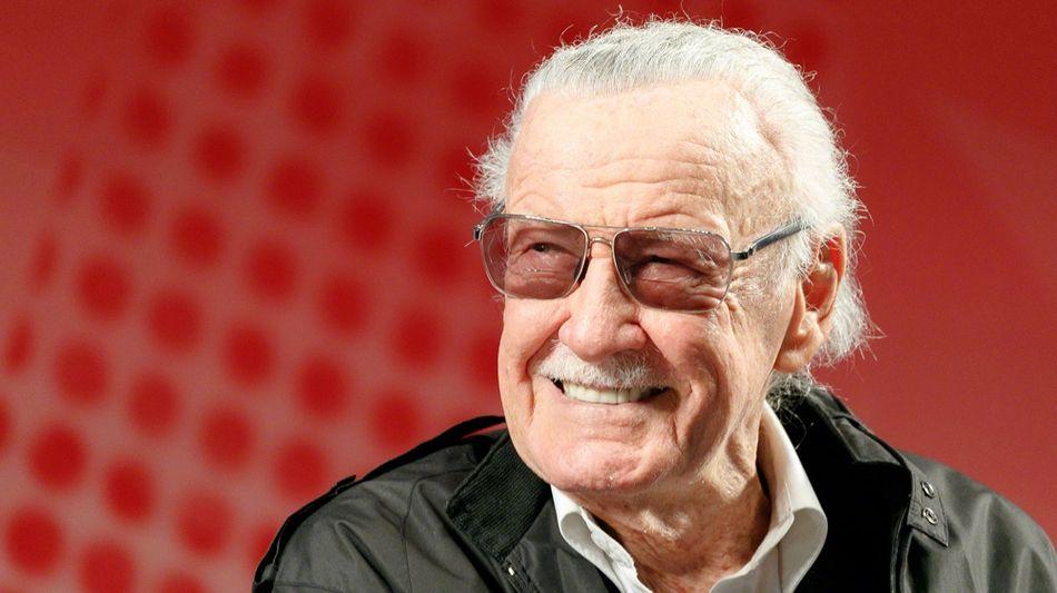 美国漫画界元老级人物斯坦李去世 再见了漫威之父
