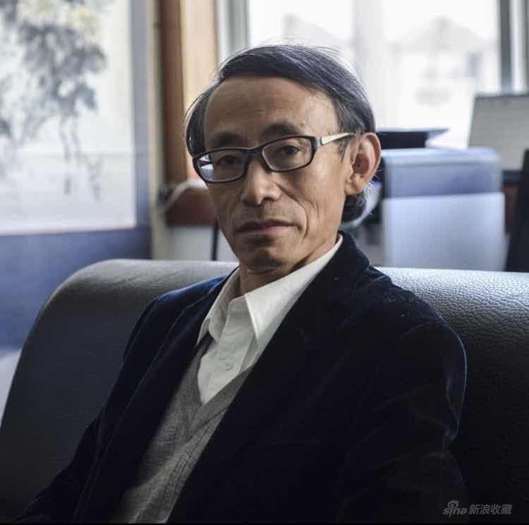 中国著名水彩画家、原曲靖市美协主席 屠维能