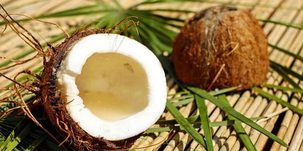 一到夏天 命都是椰子给的!