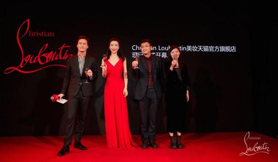 Christian Louboutin美妆正式登陆中国大陆市场 天猫官方旗舰店现已开幕