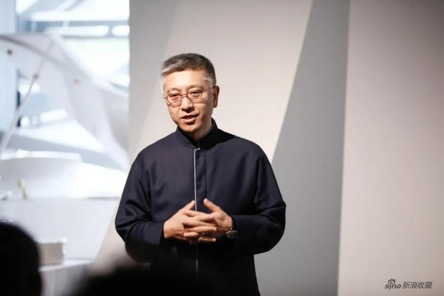 开幕现场 艺术家-陈大志