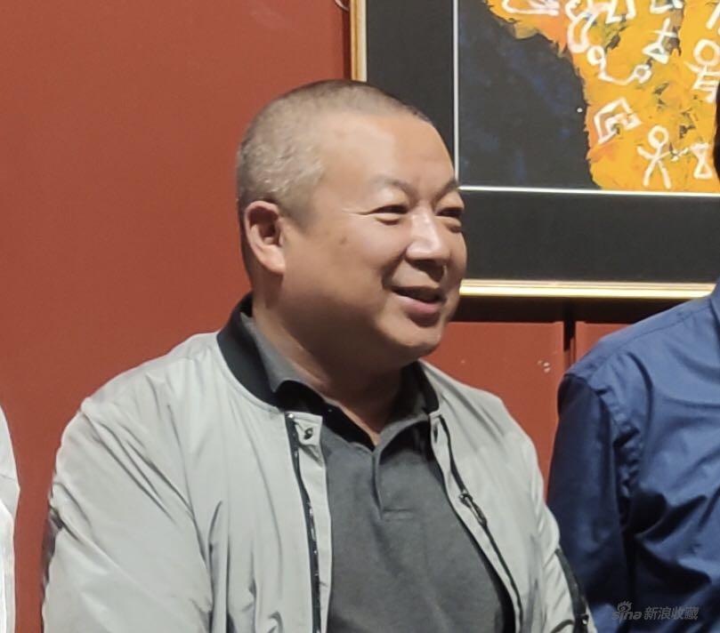 中国著名版画家、云南省美协副主席 贺昆