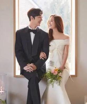 婚纱和伴手礼 《顶楼》同款都想要