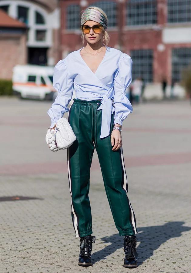 时尚博主Caroline Daur