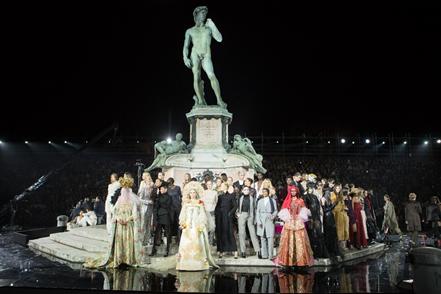 LUISAVIAROMA 90周年时尚盛典